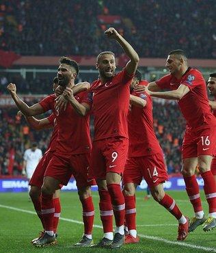 Milli Takım EURO 2020 bileti için sahada