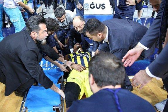 Fenerbahçeli Nunnaly korkuttu
