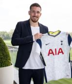 Tottenham, Danimarkalı futbolcu Hojbjerg'i transfer etti