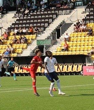 Türkiye öne geçtiği maçta İngiltere'ye yenildi! Maç sonucu 2-3...