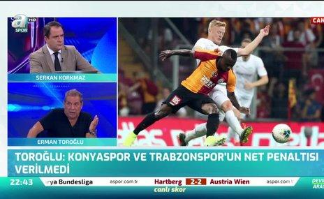 Erman Toroğlu'ndan flaş yorum: Net penaltı!