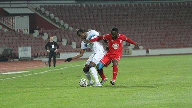 Balıkesirspor Adana Demirspor: 0-1 (MAÇ SONUCU - ÖZET)