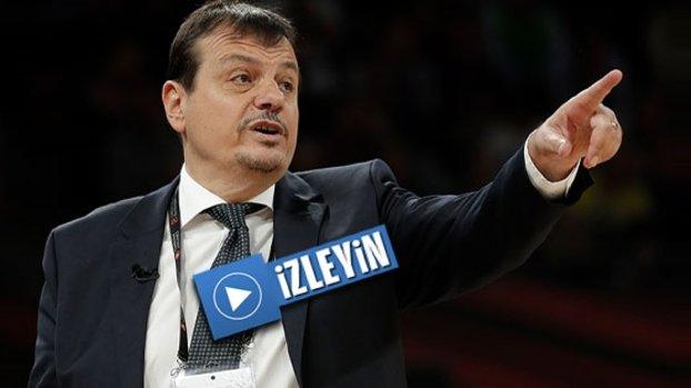 Anadolu Efes koçu Ergin Ataman'dan EuroLeague şampiyonluğu yorumu: Yarım kalan hikaye... #