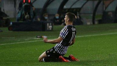 PAOK'lu Christos Tzolis: Beşiktaş'ı bugün yenemezdik
