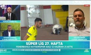 """""""Muriqi 1 yıl daha Fenerbahçe'de kalabilir"""""""