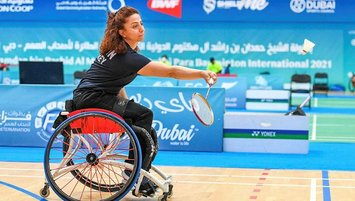 Milli sporcu Emine Seçkin'den 2 madalya
