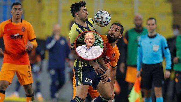 Ahmet Çakar Fenerbahçe-Galatasaray derbisini değerlendirdi! İptal edilen gol... #