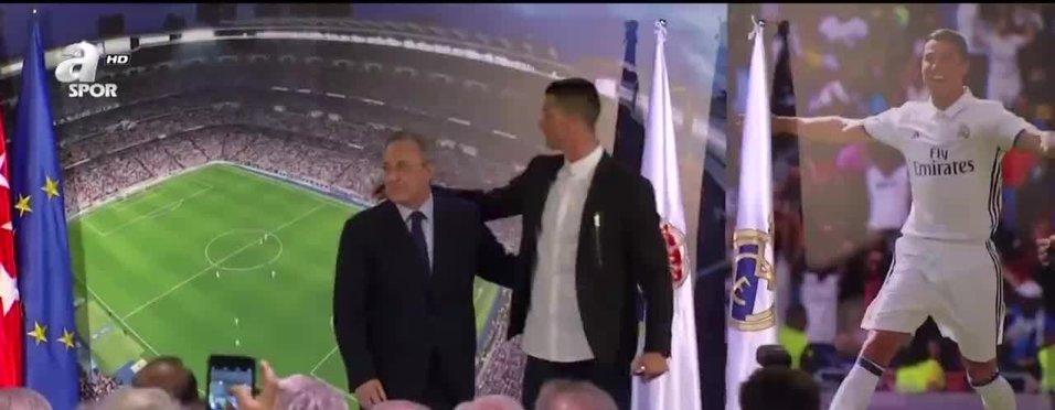 Real Madrid'den transfer rekoru