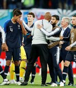 France advance to World Cup final