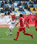 Kahramanmaraşspor'dan net galibiyet