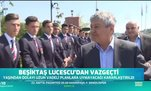 Beşiktaş Lucescu'dan vazgeçti!