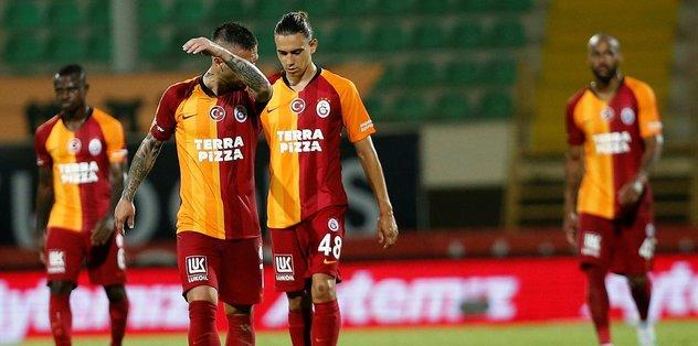 Alanyaspor 4-1 Galatasaray | MAÇ SONUCU