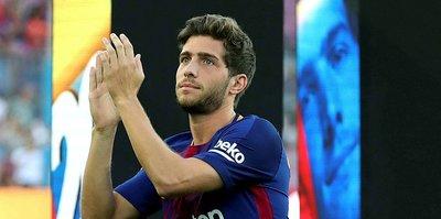 Sergi Roberto, 2022'ye kadar uzattı