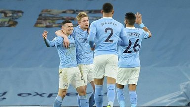 Manchester City Southampton 5-2 (MAÇ SONUCU - ÖZET)