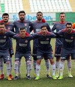 DG Sivasspor hazırlık maçında Sivas Belediyespor'u 2-1 mağlup etti
