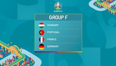 EURO 2020'de F Grubu