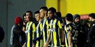 Fenerbahçe turu zora soktu! Ümraniyespor 1-0 Fenerbahçe MAÇ ÖZETİ