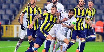 Fenerbahçe'ye Akigo darbesi