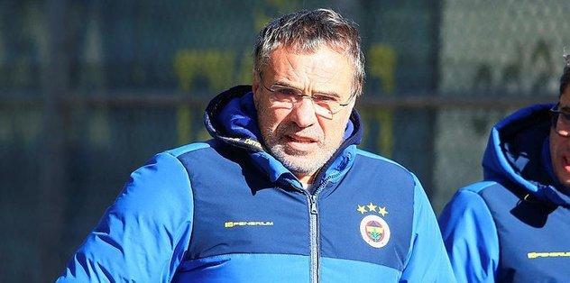 Fenerbahçe'de Ersun Yanal şoku!