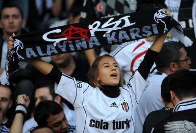 Gençlerbirliği - Beşiktaş Spor Toto Süper Lig 12. hafta mücadelesi