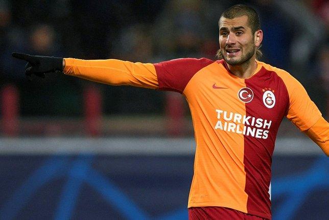 Galatasaraylı yıldıza şok tepki!