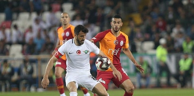 Galatasaray - Akhisar Süper Kupa finalinin saati değişti!