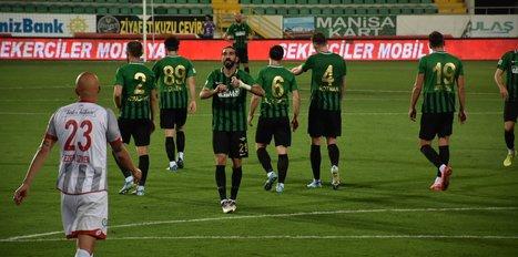 Akhisarspor-Balıkesirspor maçı saat kaçta? Hangi kanalda?