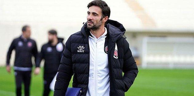 Hatayspor'un yeni teknik direktörü Ömer Erdoğan! - Futbol -