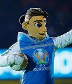 EURO 2020'nin maskotu belli oldu