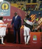 Zamalek Afrika Süper Kupası'nın sahibi oldu