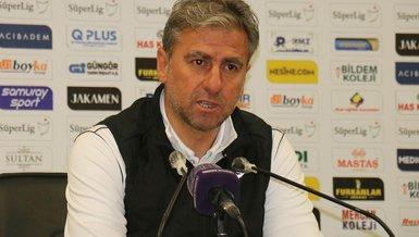 Yeni Malatyaspor Teknik Direktörü Hamza Hamzaoğlu: Zaman zaman bu tür maçları yaşayacağız