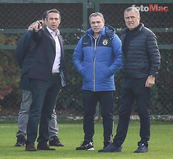 Galatasaray'ın peşinden koştuğu golcü Fenerbahçe'ye!
