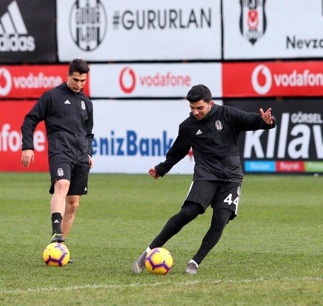 Beşiktaşın Antalyaspor maçı 11i