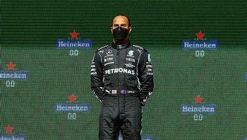 Portekiz'de zafer Lewis Hamilton'ın!