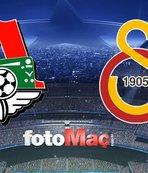 Lokomotiv Moskova - Galatasaray maçı ne zaman saat kaçta ve hangi kanalda?