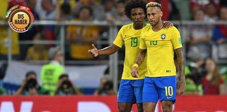 Neymar'ın yerine Willian çağrıldı