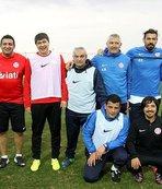 Menderes Türel'den Antalyaspor'a ziyaret