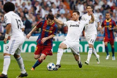 Real Madrid - Bacelona (Şampiyonlar Ligi Yarı Finali)