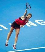 Kadın tenisinde zirvenin yeni sahibi Halep!