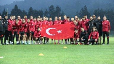 Türkiye - Belçika maçı ne zaman? Saat kaçta ve hangi kanalda canlı yayınlanacak?   Ümit Milli Takım
