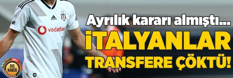 besiktastan ayrilma karari almisti 2 dev talibi cikti 1593524774753 - Beşiktaş'ta flaş transfer gelişmesi! Leroy Fer ile 3 yıllık...