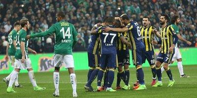 Fenerbahçe ile Bursaspor 97. randevuda