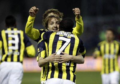 Eskişehirspor - Fenerbahçe ( Spor Toto Süper Lig 28. hafta maçı )