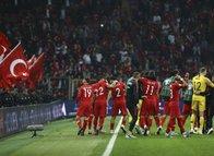 A Milli Futbol Takımı ilklerle EURO 2020'de! İşte o istatistikler...