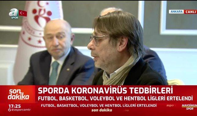 Mehmet Sepil: Kulüp başkanlarıyla toplantı yapacağız