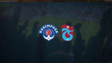 Kasımpaşa - Trabzonspor canlı izle   Süper lig maçı