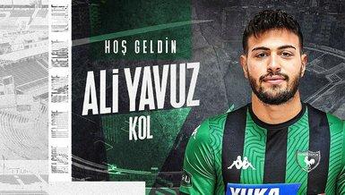 Son dakika transfer haberi: Galatasaray'da Ali Yavuz Kol Denizlispor'a kiralandı!