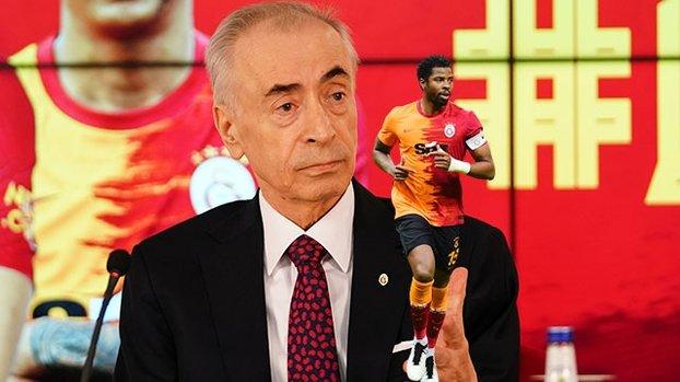 Galatasaray'dan flaş yalanlama! Mustafa Cengiz'in Donk sözleri... #