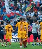 Cengiz'li Roma, Bologna deplasmanında kayıp