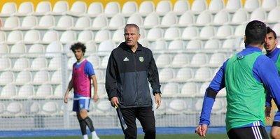 Osmaniyespor FK'de Güneş dönemi sona erdi
